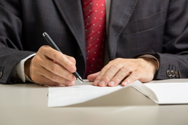商品仕様・納期・お見積り等がFIXし、受注が確定しましたら、注文書を送らせていただきます。